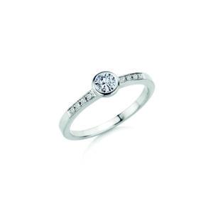 Verlobungsringe - Mehrsteinig - Verlobungsringe 60/40250
