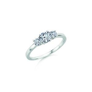 Verlobungsringe - Mehrsteinig - Verlobungsringe 60/64500