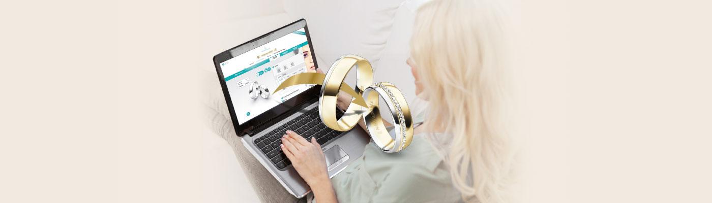 Trauringkonfigurator online