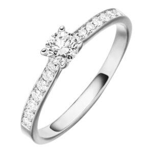 Verlobungsringe - Mehrsteinig - Verlobungsringe RV809