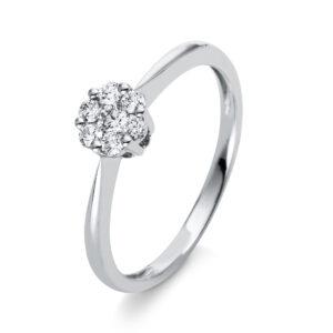 Verlobungsringe - Mehrsteinig - Verlobungsringe 1B497W