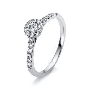Verlobungsringe - Mehrsteinig - Verlobungsringe 1E068W