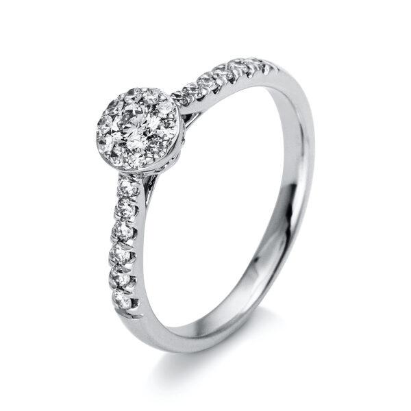 Verlobungsringe - Mehrsteinig - Verlobungsringe 1E069W