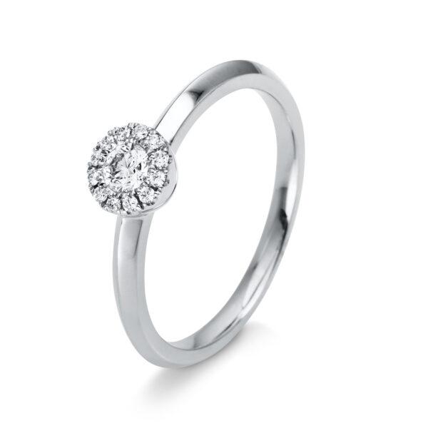 Verlobungsringe - Mehrsteinig - Verlobungsringe 1F045W