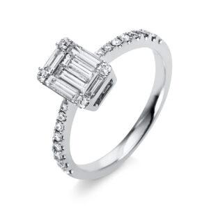 Verlobungsringe - Mehrsteinig - Verlobungsringe 1F756W