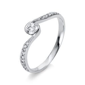 Verlobungsringe - Mehrsteinig - Verlobungsringe 1H331W