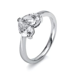 Verlobungsringe - Mehrsteinig - Verlobungsringe 1H494W