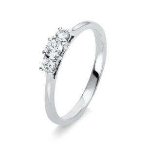 Verlobungsringe - Mehrsteinig - Verlobungsringe 1K357W