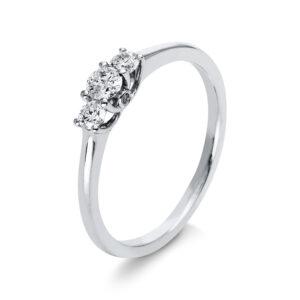 Verlobungsringe - Mehrsteinig - Verlobungsringe 1L808W
