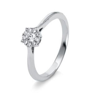 Verlobungsringe - Mehrsteinig - Verlobungsringe 1L928W