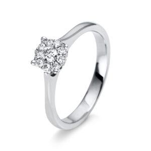 Verlobungsringe - Mehrsteinig - Verlobungsringe 1L930W