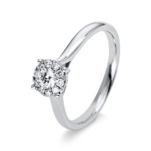 Verlobungsringe - Mehrsteinig - Verlobungsringe 1L931W