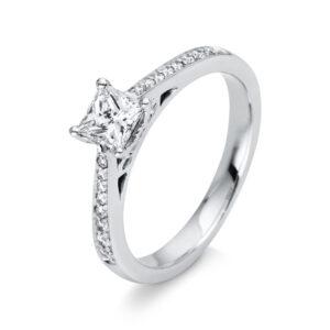 Verlobungsringe - Mehrsteinig - Verlobungsringe 1M281W