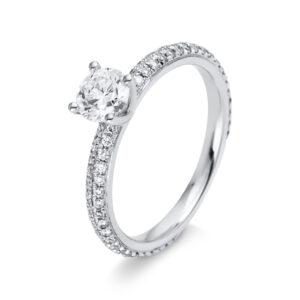 Verlobungsringe - Mehrsteinig - Verlobungsringe 1M315W