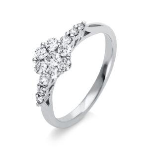 Verlobungsringe - Besonderheiten - Verlobungsringe 1M445W