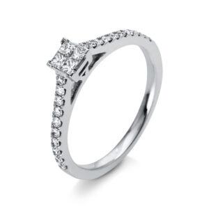 Verlobungsringe - Mehrsteinig - Verlobungsringe 1M960W