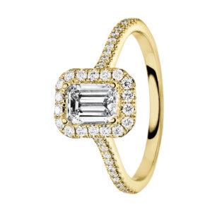 Verlobungsringe - Mehrsteinig - Verlobungsringe 1K703G