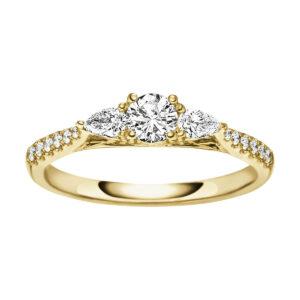Verlobungsringe - Mehrsteinig - Verlobungsringe 1E625G