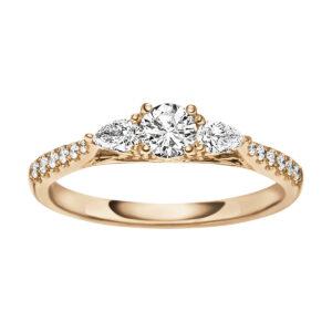 Verlobungsringe - Mehrsteinig - Verlobungsringe 1E625R