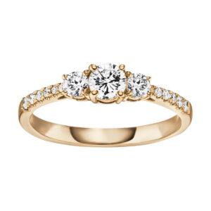 Verlobungsringe - Mehrsteinig - Verlobungsringe 1F685R