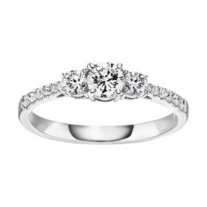 Verlobungsringe - Mehrsteinig - Verlobungsringe 1F685W