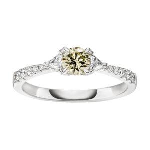 Verlobungsringe - Mehrsteinig - Verlobungsringe 1R736W