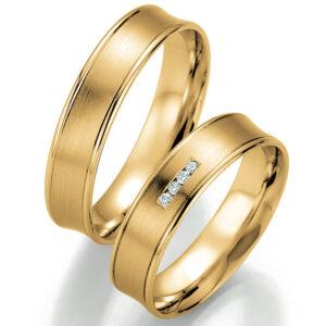 Trauringe - Klassisch - Trauringe 66/30170-050 Gelbgold Gold