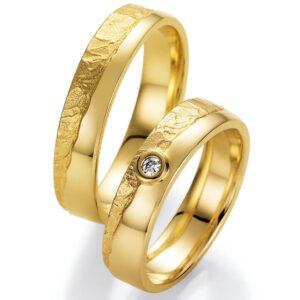 Trauringe - Besonderheiten - Trauringe 66/50170-050 Gelbgold Gold