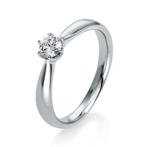 Ring 6er-Krappe 18 kt WG, GIA6315964956